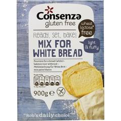 Consenza Mehl für Weißbrot 900 Gramm