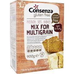 Consenza Mehl für Mehrkornbrot 900 Gramm