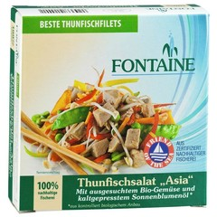 Fontaine asiatischer Thunfischsalat 200 Gramm