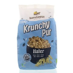 Barnhouse Krunchy pur Hafer zuckerfrei 375 Gramm