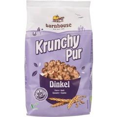 Barnhouse Krunchy pur Dinkel zuckerfrei 375 Gramm