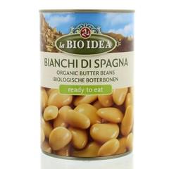 Bioidea Butter Beans Limabohnen 400 Gramm