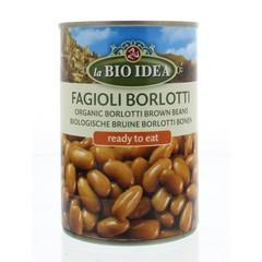 Bioidea Brown Bohnen 400 Gramm