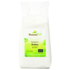 Bountiful Reichhaltige Kokosnuss gemahlen Bio 300 Gramm