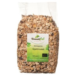 Bountiful Reichhaltiges Dinkelmüsli Bio 500 Gramm