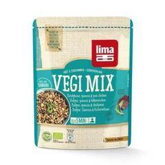 Lima Vegi Mix Bulgur Quinoa Kichererbsen 250 Gramm