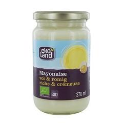 Ekoland Mayonnaise voll & cremig 370 ml