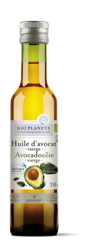 Bio Planete Bio Planete Avocadoöl Jungfrau 250 ml