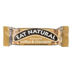 Eat Natural Coffee Schokolade Erdnuss 45 Gramm