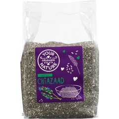 Your Organic Nat Ihr Bio Nat Chia Samen 250 Gramm