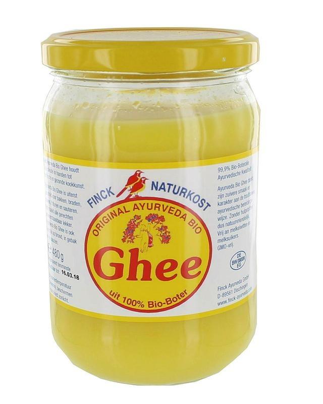 Ghee Ghee geklärte Butter 480 Gramm