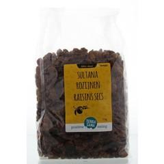Terrasana RAW Rosinen Sultaninen 1 kg