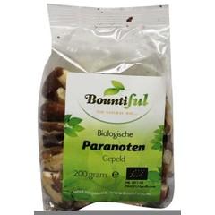 Bountiful Reichhaltiges Paranuss Bio 200 Gramm