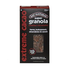 Eat Natural Granola Extreme Kakao 425 Gramm