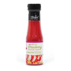 2BSLIM Erdbeersauce 250 ml