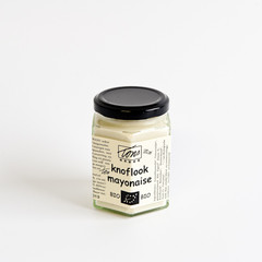 Ton's Mosterd Ton's Senf Mayonnaise Knoblauch 170 ml