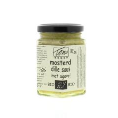 Ton's Mosterd Ton's Mustard Senf Dillsauce Agave 160 Gramm