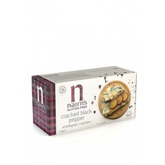 Nairns Cracker Pfeffer 137 Gramm