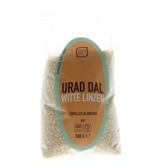 Greenage Weiße Linsen 500 Gramm