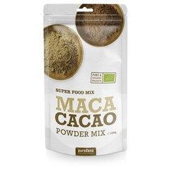 Purasana Maca Kakaomischpulver 200 Gramm