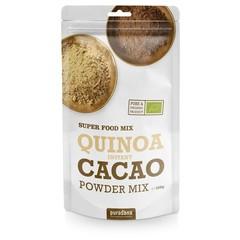 Purasana Quinoa Instant-Kakaopulver 200 Gramm