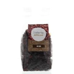 Mijnnatuurwinkel Cranberries mit Apfelsaft gesüßt 400 Gramm