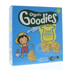 Goodies Goodies Biestkuchen 100 Gramm