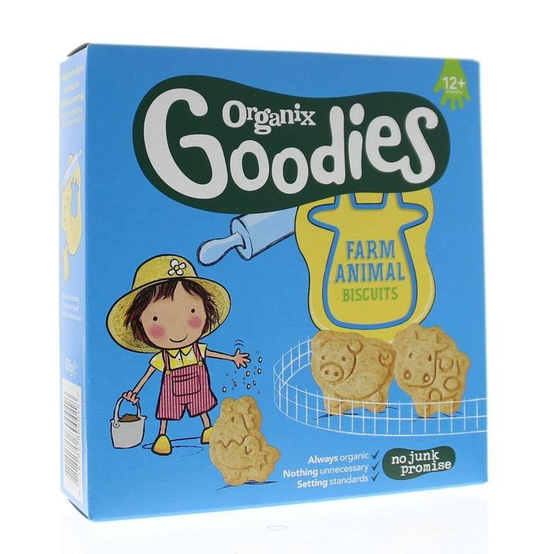 Goodies Goodies Goodies Biestkuchen 100 Gramm