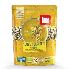 Limasuppe & Müsli Indisch 500 ml