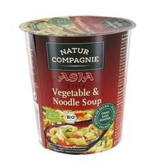 Natur Compagnie Cupnoodles Asia Gemüse 55 Gramm