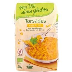 Ma Vie Sans Reis / Mais Spirelli Bio - glutenfrei 500 Gramm
