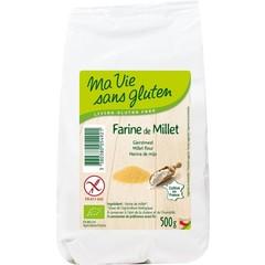 Ma Vie Sans Millet Mehl bio - glutenfrei 500 Gramm
