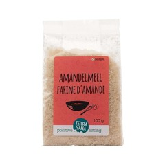 Terrasana Mandelmehl 100 Gramm