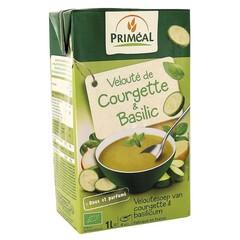 Primeal Veloute Suppe Zucchini Basilikum 1 Liter