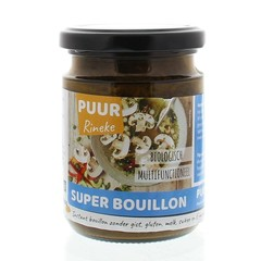 Puur Rineke Pure Rineke Super Bouillon Bio 160 Gramm