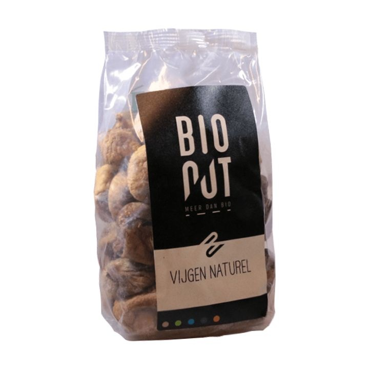 Bionut Bionut Feigen 500 Gramm