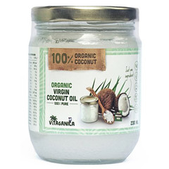 Vitaganica Superior Kokosöl Virgin Bio 230 ml