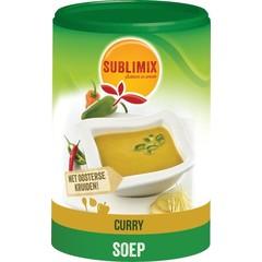 Sublimix Currysuppe glutenfrei 432 Gramm