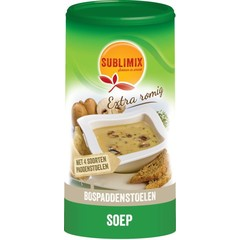 Sublimix Waldpilzsuppe glutenfrei 190 Gramm