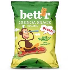 Bettr Bio Quinoa Snack Italienisch 50 Gramm