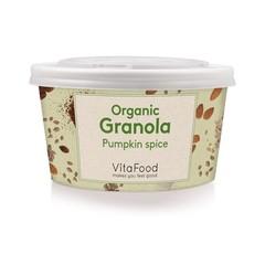 Vitafood Granola Kürbisgewürz 55 Gramm