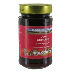 Terschellinger Cranberry Marmelade Brotaufstrich Eko 250 Gramm