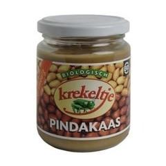 Krekeltje Cricket Erdnussbutter mit Salz Eko 250 Gramm