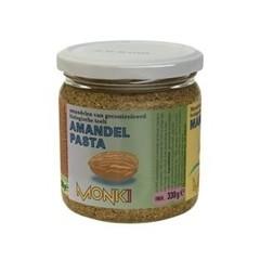 Monki Mandelpaste mit Salz 330 Gramm
