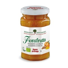 Fiordifrutta Mandarin & Kurkuma Marmelade 260 Gramm