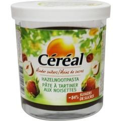 Cereal Getreide Haselnusspaste zuckerfrei 200 Gramm