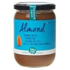 Terrasana Mandelpaste ohne Salz 500 Gramm