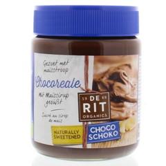 De Rit Chocoreale Schokoladenaufstrich Maissirup 270 Gramm