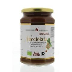 Rigoni Di Asiago Nocciolata Schokoladen-Haselnuss-Paste 700 Gramm