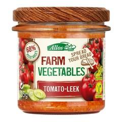 Allos Bauerngemüse Tomaten & Lauch 135 Gramm